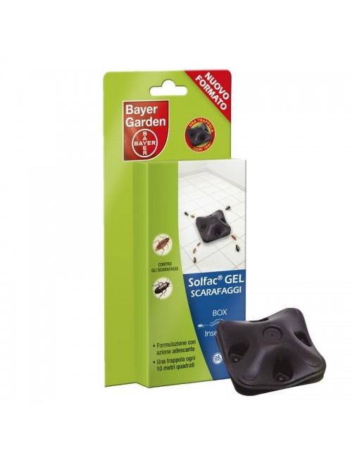 Solfac Gel Trap Scarafaggi da 2 Box - Bayer