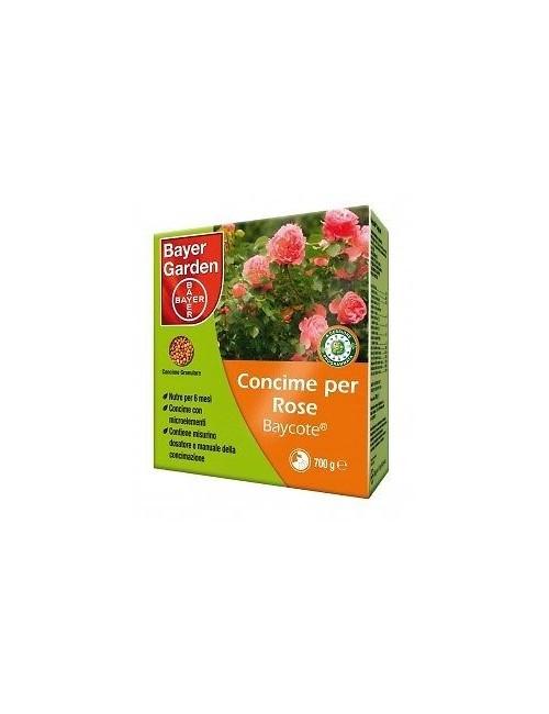 Baycote Rose NPK 15-7-13 + 2MgO + Microelementi da Kg 0,700 Bayer