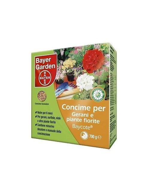 Baycote Gerani e Piante Fiorite da Kg 0,700 Bayer