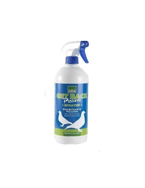 GET BACK piccioni Sprayer ml.750