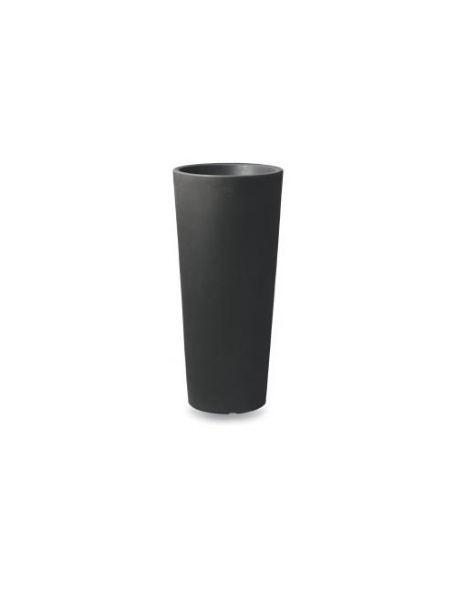 Vaso in Resina Tondo Alto - Linea Genesis