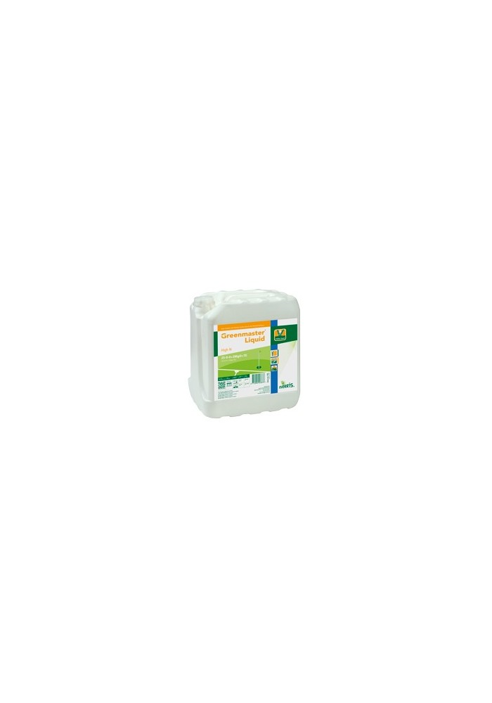 Greenmaster Liquid High N  25-0-0+2MgO+TE da Lt 10 Everris