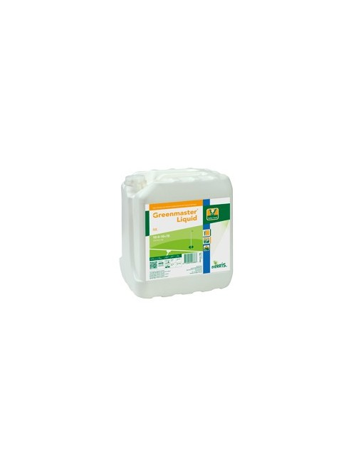 Greenmaster Liquid NK 10-0-10+TE da Lt 10 Everris