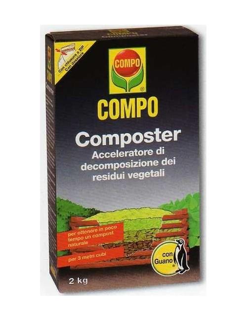 COMPO Composter da Kg 2 Compo