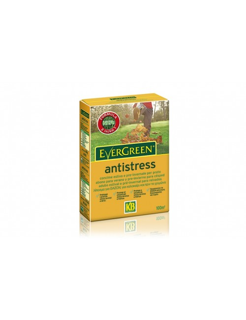 Concime Evergreen Antistress NK 16+0+16(+1,0) da Kg 2 - KB Scotts