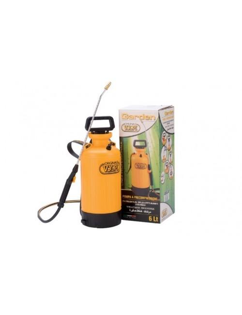 Pompa a Precompressione a tracolla Garden da 6 litri Volpi Originale
