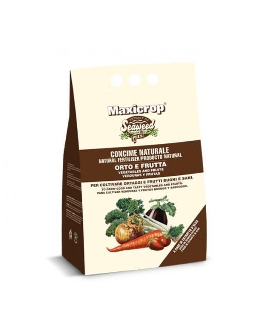 Maxicrop Fertilizzante Granulare Orto Frutta da Kg 4 - Valagro