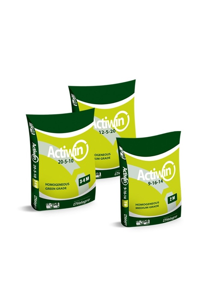 ActiWin 9-16-14+Microelementi da Kg 22,70 - Valagro