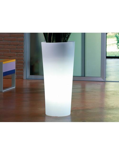 Vaso  mod. Tortona Luminoso -  Linea Vasar by Telcom