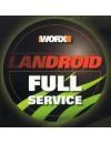 Landroid Full Service - pacchetto assistenza Worx