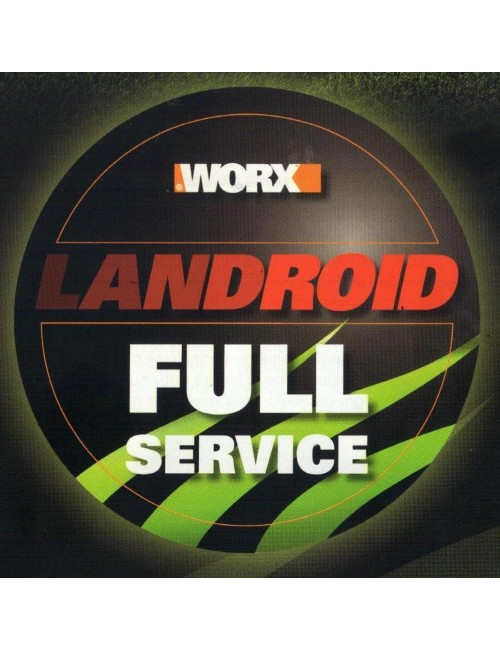 Landroid Full Service - pacchetto assistenza Worx