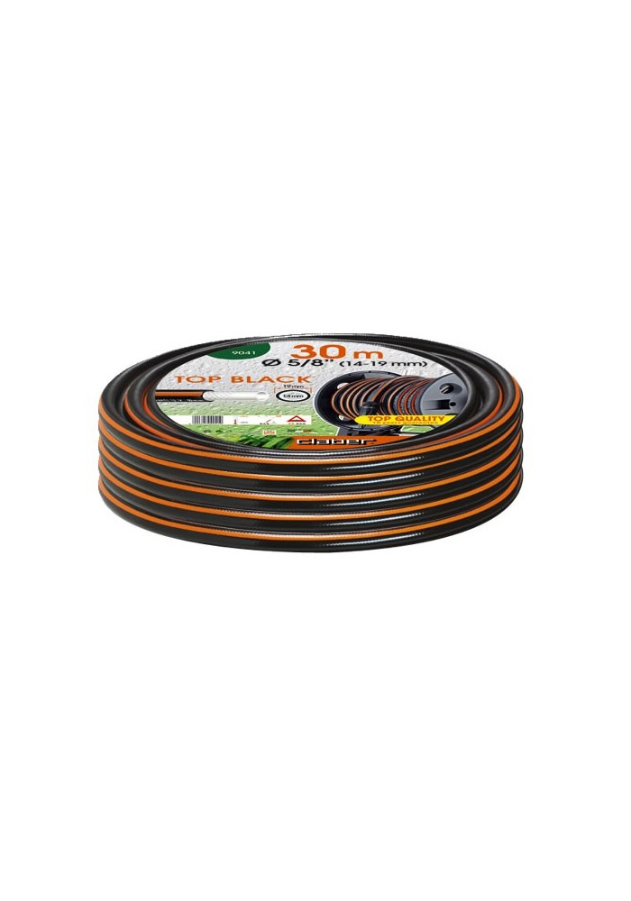 Tubo Top-Black® m 50 Ø 12-17 mm Art. 9036- Claber