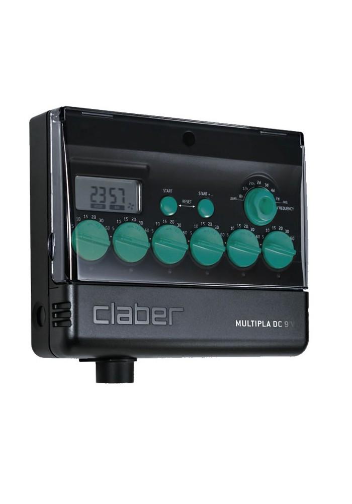 Centralina Multipla® AC 230/24 V LCD Art. 8058 Claber
