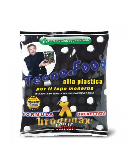 Brodimax Tecno Food Stromg alla Plastica da gr 500- Mayer Braun