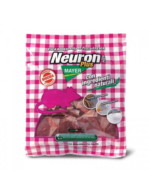 Neuron Plus Pasta da gr 500- Mayer Braun