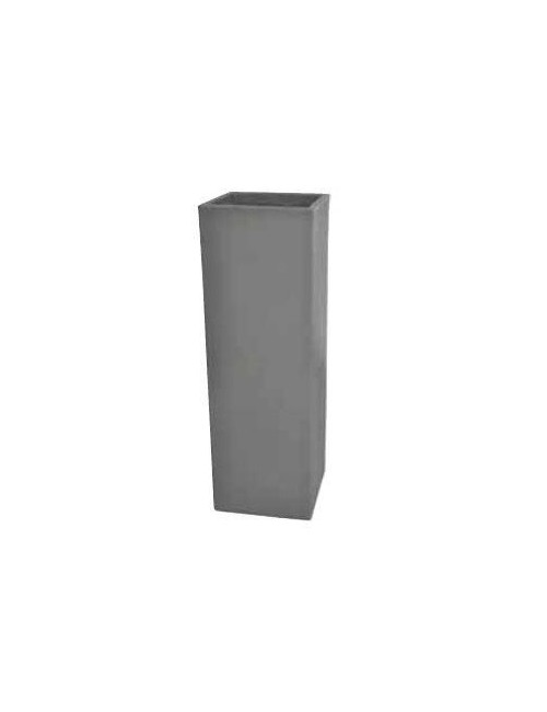 Vaso parallelepipedo mod. Montieri - Linea Vasar by Telcom