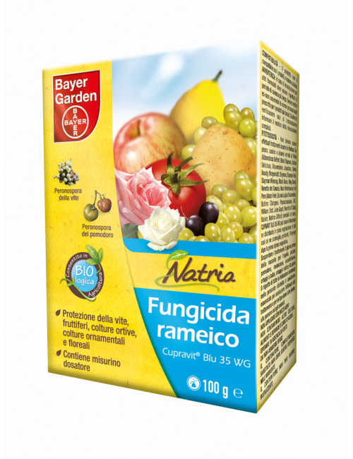 Cupravit ® Blu WG35 da 500 gr - Bayer Natria