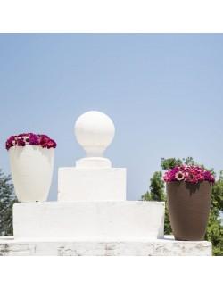 Vaso mod. Adone Round- Linea Monacis