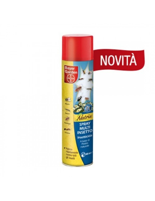 Natria Spray Multinsetto da 400 ml - Bayer