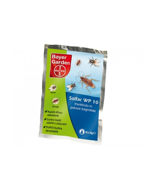Solfac WP10 da 25 gr - Bayer
