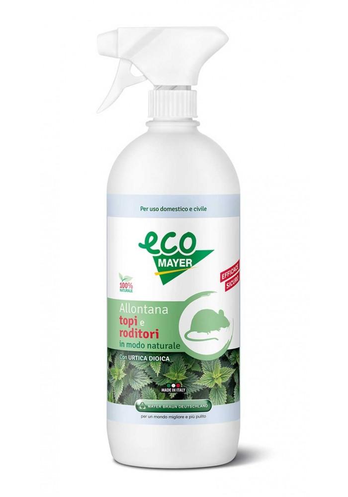 EcoTopi - Repellente Disabituante da 1 Lt - Mayer Braun