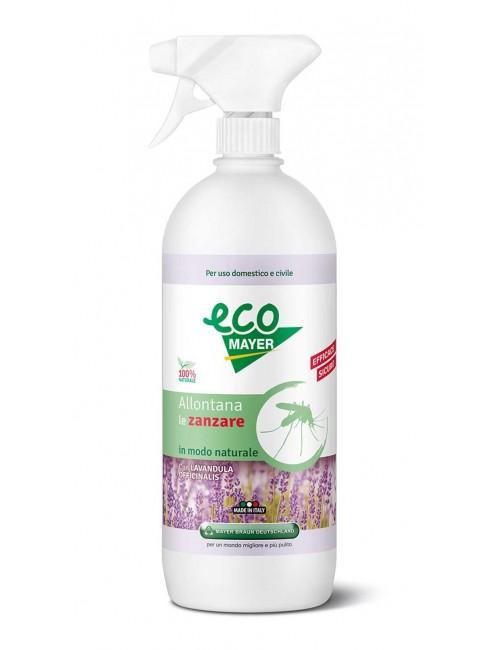 EcoZanzare - Repellente Naturale da 1 Lt - Mayer Braun