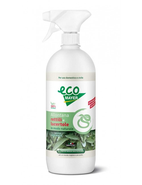 EcoRettili - Repellente disabituante da 1 Lt - Mayer Braun