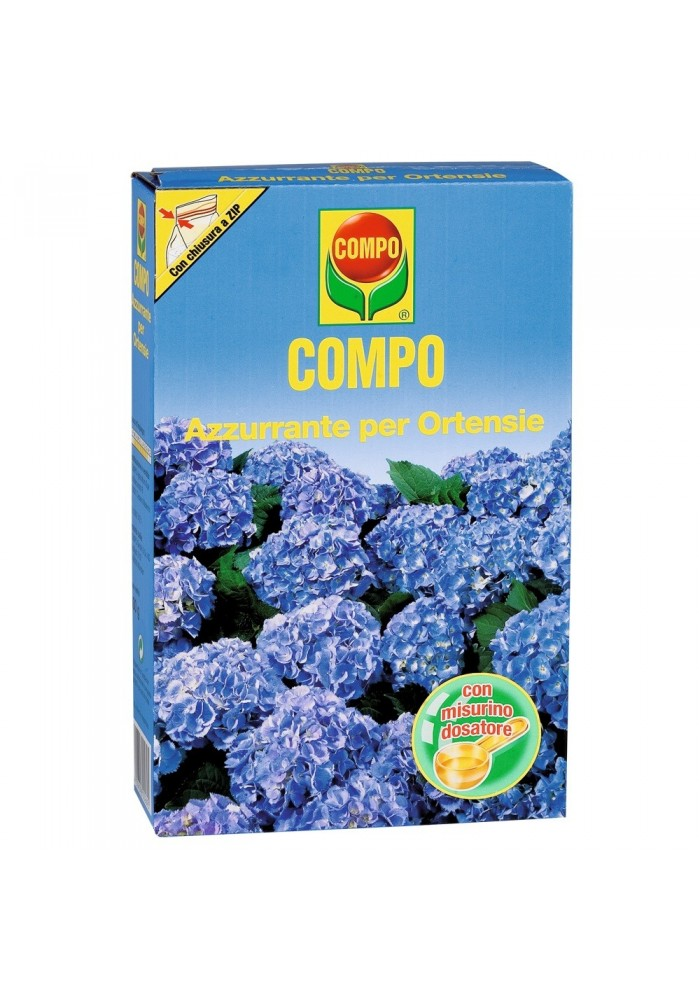 COMPO AZZURRANTE PER ORTENSIE GR.800