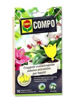 COMPO Trappole cromotropiche adesive