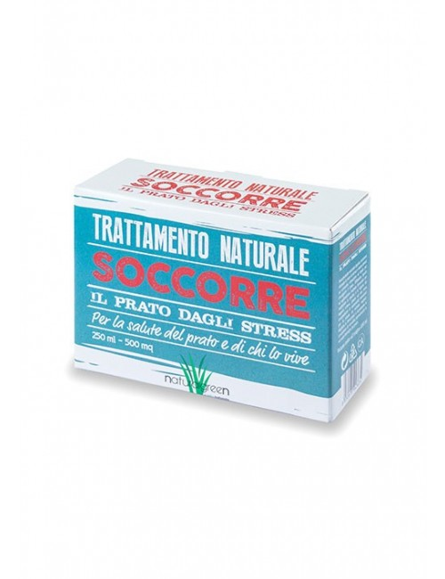 Naturalgreen Soccorre Biostimolante da 250 ml - Bottos