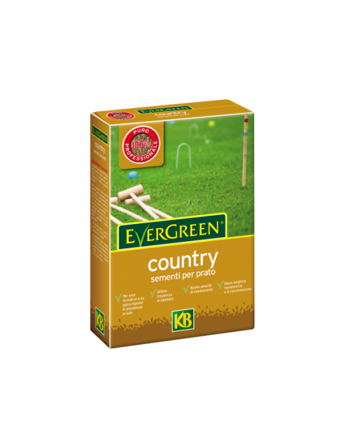 Evergreen Country da Kg 1 - KB Scotts