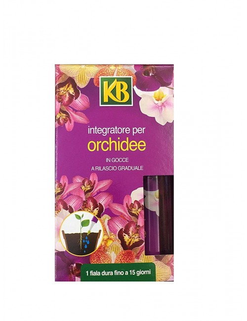 Integratore Orchidee in Gocce da 6 Fiale - KB Scotts