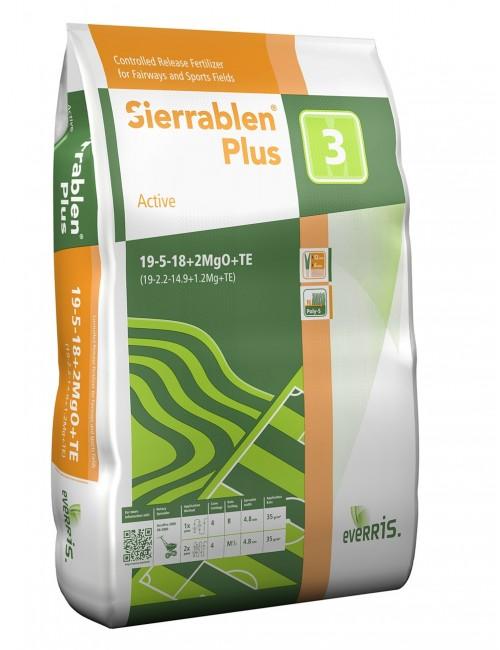 Sierrablen Plus Active 19-5-18+2MgO+TE da 25 Kg - ICL Everris