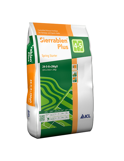 Sierrablen Plus Spring Start 24-5-8 da 25 Kg - ICL Everris