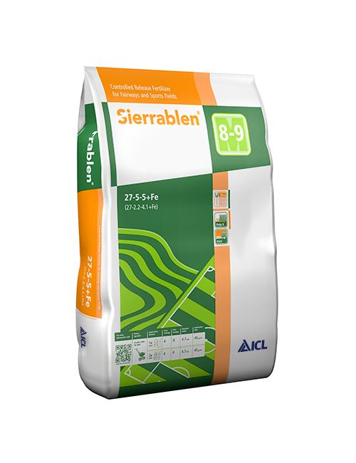 Sierrablen 27-5-5 + FE da 25 Kg - ICL Everris