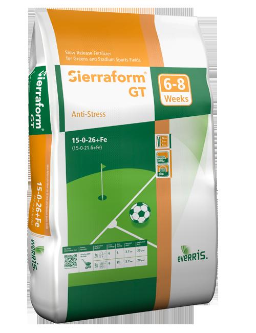 Sierraform GT Antistress 15-0-26+Fe da 25 Kg - ICL Everris
