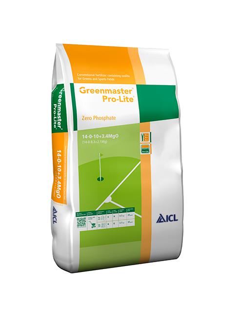 Greenmaster Pro-Lite Zero Phosphate 14-0-10+3.4MgO da 25 Kg - ICL Everris
