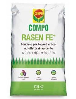 RASEN FE+ Concime ad effetto rinverdenteda 17, 5 Kg - Compo