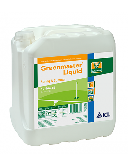 Greenmaster Liquid Spring & Summer 12-4-6+TE da Lt 10 ICL Everris