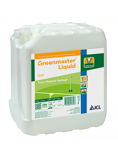 Greenmaster Liquid Step B+Cu+Mn+Mo+Zn da Lt 10 ICL Everris