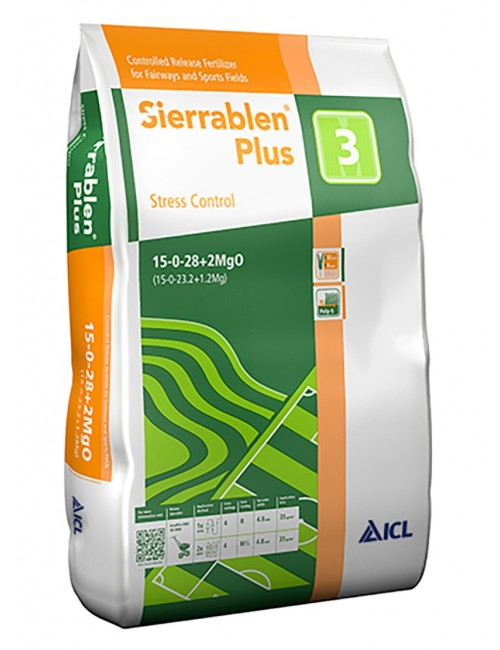 Sierrablen Plus Stress control 15-0-28+2MgO  da 25 Kg - ICL Everris