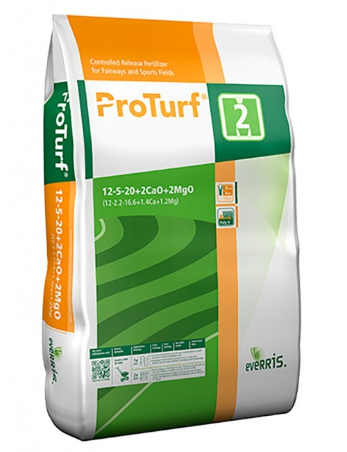 ProTurf High K 12-5-20 da 25 Kg - ICL Everris