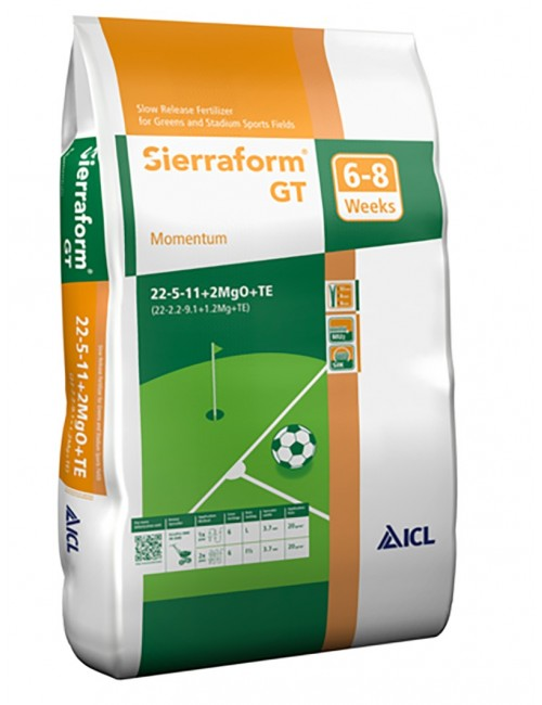 Sierraform GT 22-5-11+2MgO+TE Momentum da 25 Kg - ICL Everris
