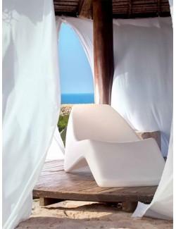 Chaise Lounge Lettino mod. Copacabana - Linea Modum by Telcom