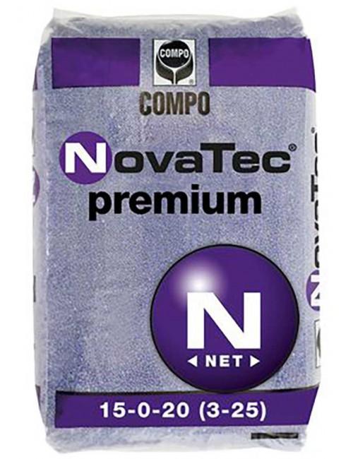 NovaTec® Premium 15-0-20+3+25 da Kg 25 Compo