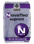 NovaTec® Supreme 21-5-10+3+25 da Kg 25 Compo