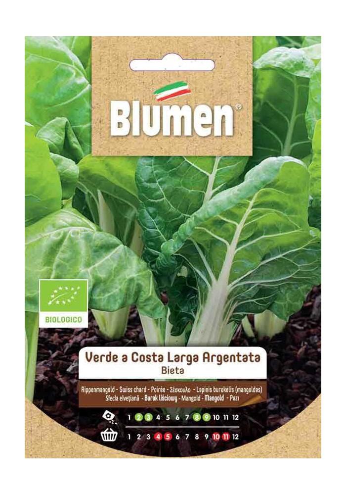 Bieta da Coste Bio - Blumen