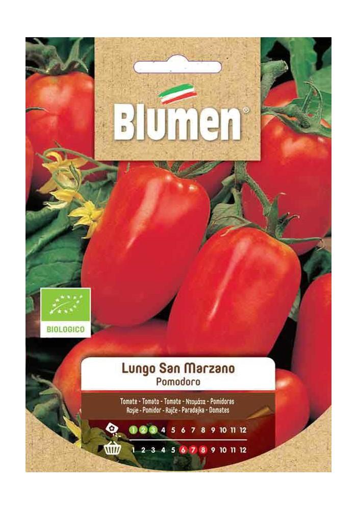 Pomodoro Lungo Bio - Blumen