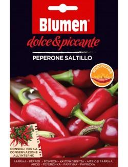 Peperone Santillo - Blumen