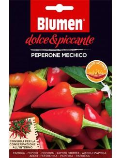 Peperone Mechico - Blumen